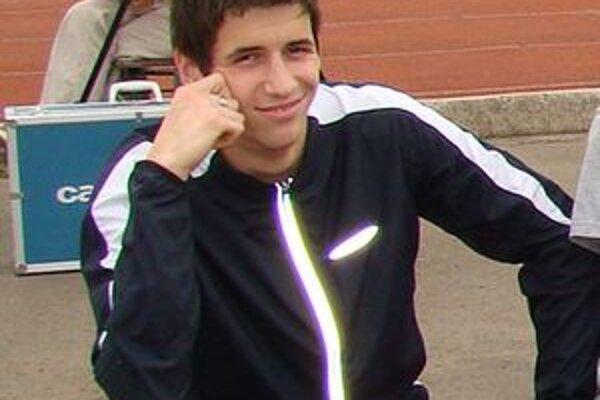 Lukáš Tekeľa, zverenec lučenského kouča Daniela Pauka, má na konte niekoľko majstrovských titulov.