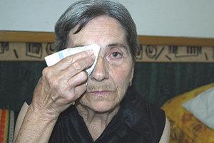 Mária Slaninová darovala svoj domov pre sociálne účely.