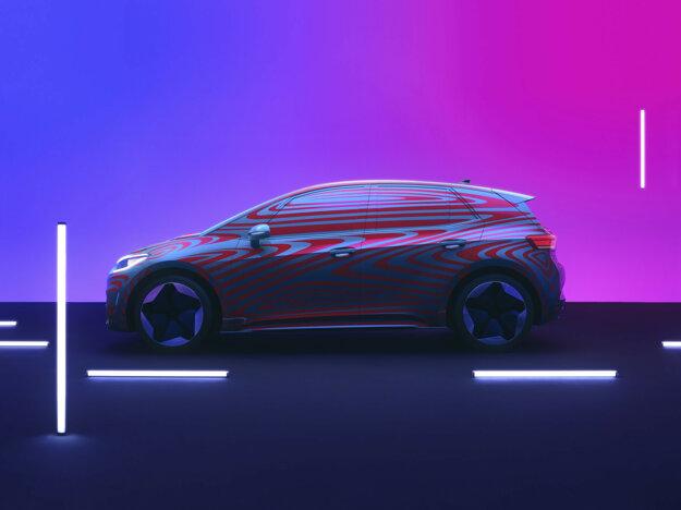 Nový elektromobil ID.3 predstaví Volkswagen už na jeseň a sľubuje si od neho masovú výrobu.