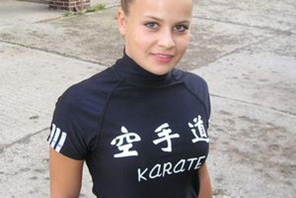 Soboťanka Dorota Balciarová reprezentuje klub KK Nové Zámky.