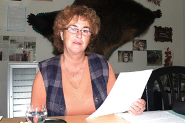 Starostka Cinobane Mária Švikruhová rada pomohla. Príbeh ju dojal.