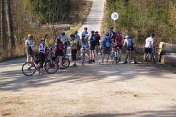 Nová cyklotrasa umožní aktívny oddych rodinám s deťmi i korčuliarom.