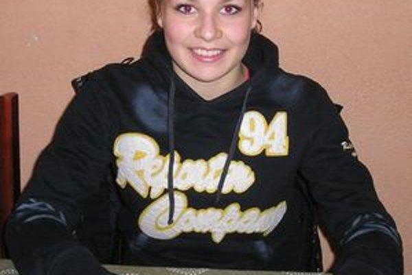 Karatistka Dorota Balciarová potvrdila, že je jednoznačnou kráľovnou medzi kadetkami.