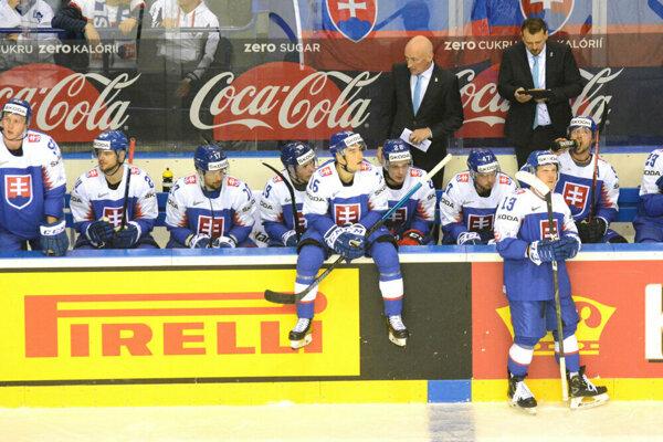 Slováci proti Kanade hrali skvelý hokej, ale nakoniec ostali bez bodu.