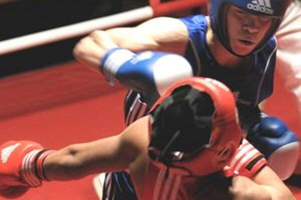 Tomáš Zold si na medzinárodnom turnaji Olympijských nádejí vybojovl okrem zlata i cenu pre najtechnickejšieho boxera podujatia.