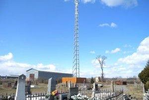 Zosilňovač signálu mobilného operátora vybudovali minulý rok priamo na cintoríne v Martinovej. Do obecného rozpočtu tak ročne pribudne okolo 1330 eur.