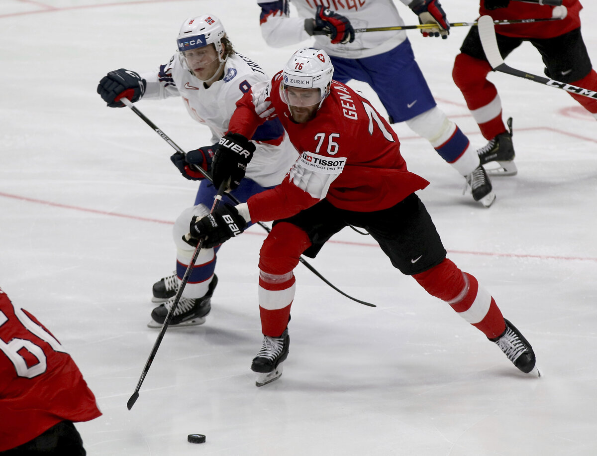 30d71f39a96a3 ONLINE: Švajčiarsko - Nórsko (MS v hokeji 2019, LIVE) - Šport SME