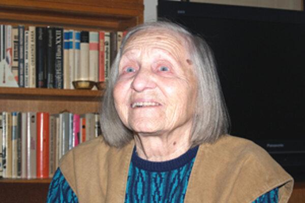 Zlata Petrivalská je najstaršou príbuznou známej spisovateľky.