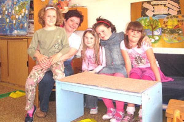 Práca s deťmi je pre Eleonóru Vilhanovú všetkým, nevie si bez nich predstaviť ani týždeň.
