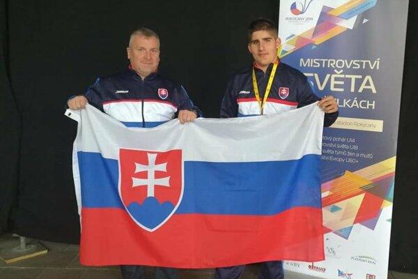 Ladislav Flachbart (vľavo) a Erik Gallo.