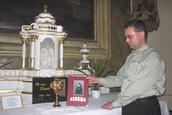 Relikvia blahoslavenej Zdenky Schelingovej dáva veriacim nádej, modlia sa pri nej a prosia o pomoc.