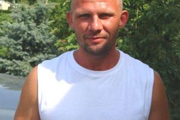 Kouč a sparingpartner R. Tótha Ivan Pivník.