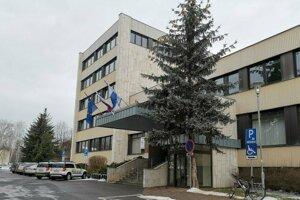 Mestský úrad v Poprade.
