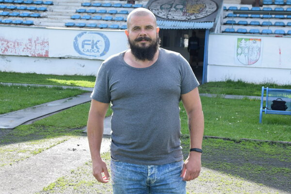 Daniel Roman, prezident FK Čadca.