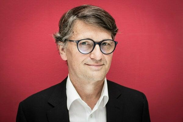Marek Maďarič, bývalý minister kultúry SR.