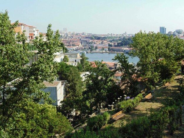 Výhľad z Parque das Virtudes