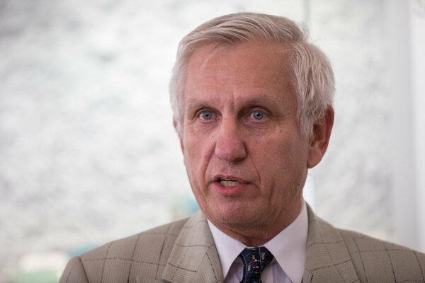 Astronóm a popularizátor vedy Ján Svoreň.