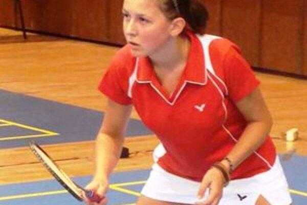 Denisa Antalová úspešne hájila farby Slovenska na medzinárodnej súťaži v slovinskej Mirne. Prebojovala sa do prvej osmičky.