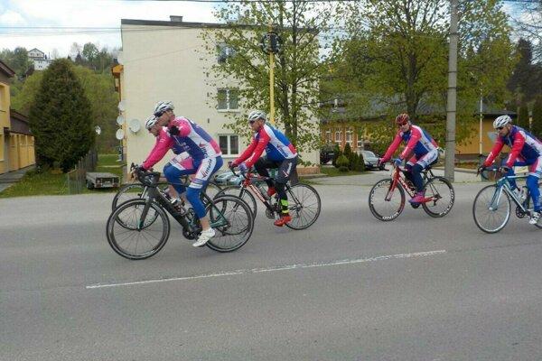Cykloklub Námestovo absolvoval už 7. ročník Okolo Slovenska.