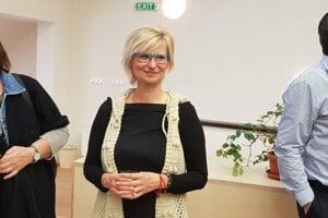 Autorka detských kníh Gabriela Futová.