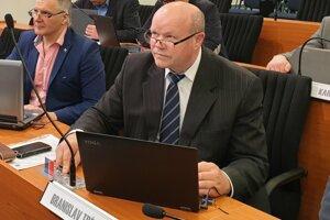Branislav Tréger je zároveň poslancom Žilinského samosprávneho kraja.