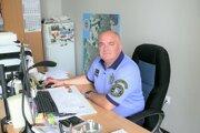 Milan Bartoš, náčelník Mestskej polície v Martine.