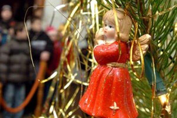 Na predajnej výstave v Tisovci nebudú chýbať medovníčky, ozdoby i výrobky s vianočnou tematikou.