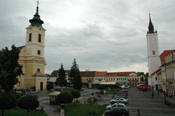 Boľavým miestom Rimavskej Soboty je dlhodobo vysoká nezamestnanosť.