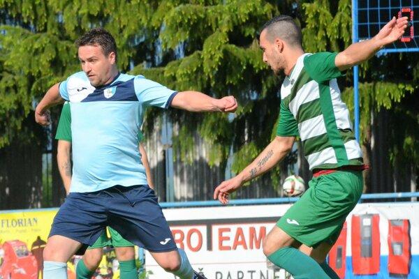 Bystrička nestrelila lídrovi tabuľky ani gól, atak prehrala.