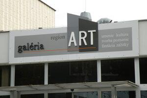 Galéria Región Art pri RKC.