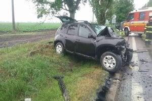 Vodič tohto vozidla zrážku neprežil.