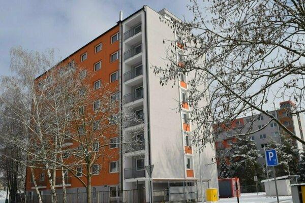 O možnosti zakúpenia nájomných bytov na Fádlyho sme písali začiatkom roka.
