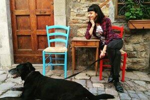 Banskoštiavničanka Kristína žije vToskánsku.