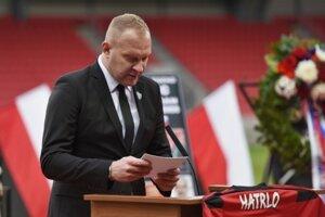 Marek Ondrejka.