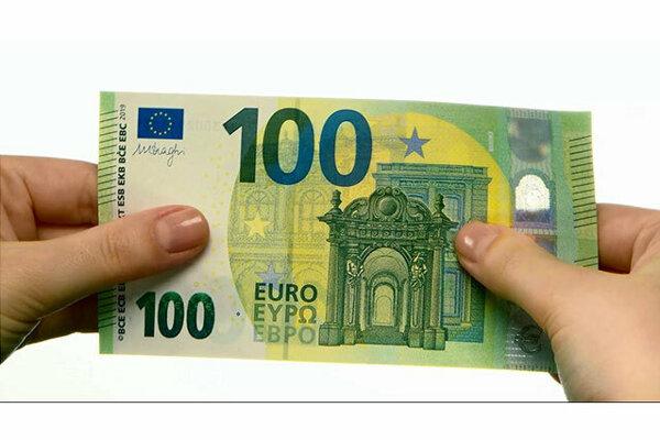 Falošná bankovka bola iba okopírovaná, nemala žiadne ochranné prvky.