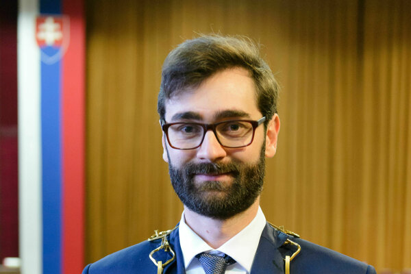 Marek Hattas, primátor Nitry.