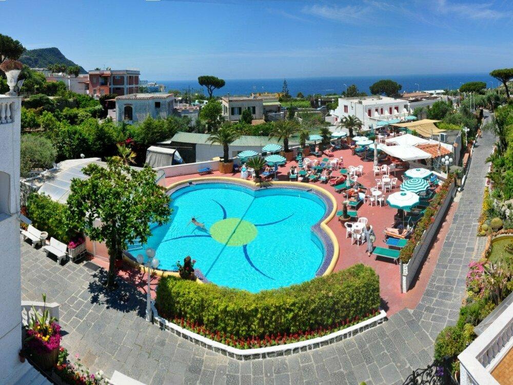 HotelGalidon Terme & Village 3*, Taliansko, Ischia