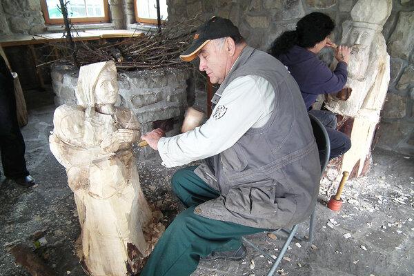 Ján Šeliga z Hruštína.