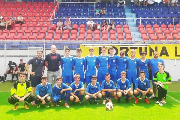 Výber ObFZ Nitra U15 potešil výkonmi na turnaji v Zlatých Moravciach.