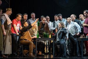 SND uvádza operu Hoffmannove poviedky