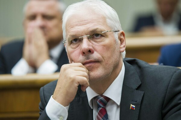 Karol Farkašovský.