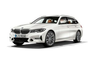 BMW radu 3 Touring Luxury Line