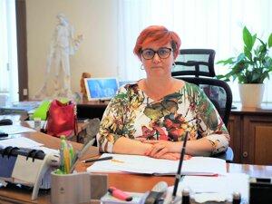 Primátorka Alexandra Gieciová sprísni kontrolu  všportových kluboch.