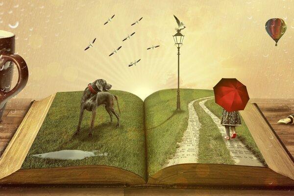 Kniha vás navedie na cestu príbehov i poznania.
