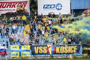 Fanúšikovia FC Košice sa môžu tešiť na druhú ligu.