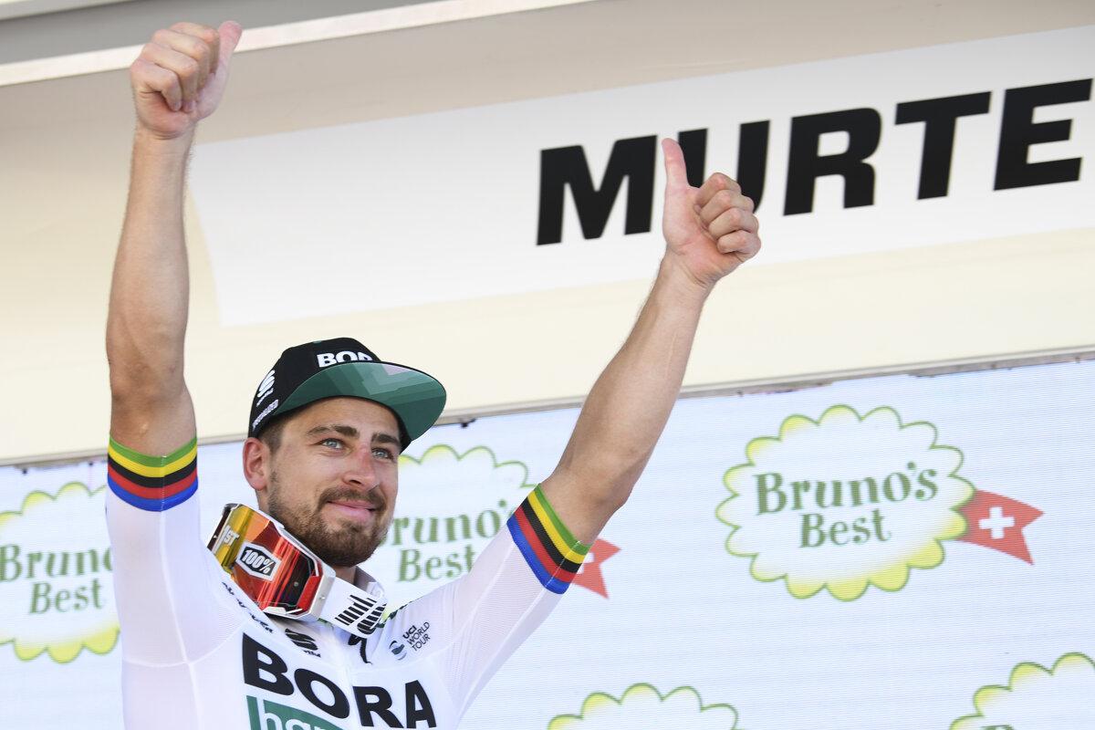 49a6776060133 Švajčiari ospevujú Petra Sagana - Šport SME