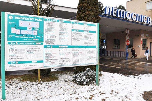 Z Dolnooravskej nemocnici by malo 29. februára odísť 15 sestier.