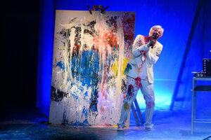 Juraj Kukura sa predstavil na úvod festivalu Dotyky a spojenia v hudobno-dramatickej básni Biblia divadla Aréna.