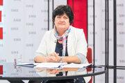 Ombudsmanka Mária Patakyová.