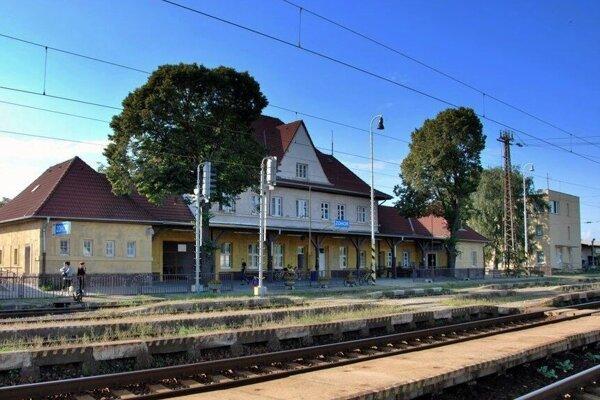 Železničná stanica Zohor